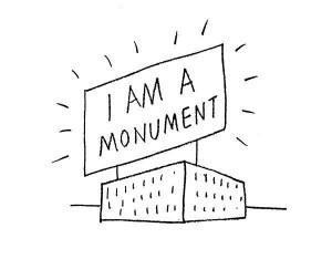 venturi monument